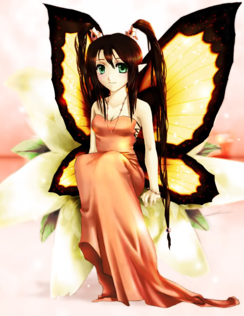 The land of Valcia [Town in the mountains] (Valcia no tochi [yama no Nakanomachi]) ButterflyFairy