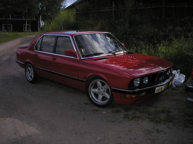 JH - BMW 535 E28 Turbo 5001