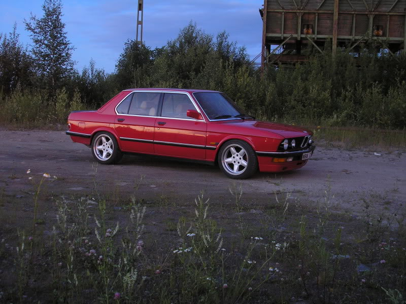 JH - BMW 535 E28 Turbo 5008