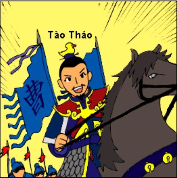Tam Quốc Diễn Nghĩa truyện tranh hài 1-10