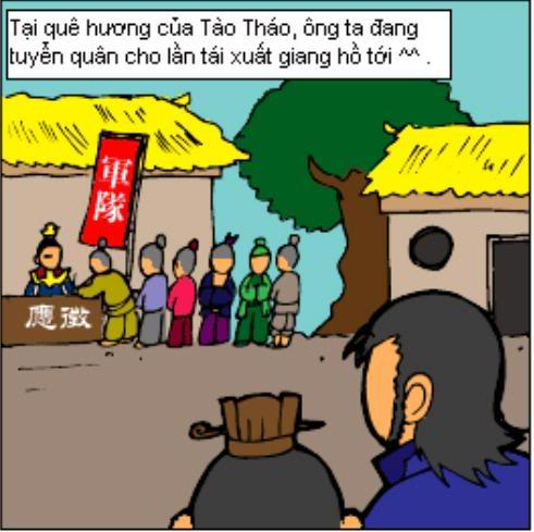 Tam Quốc Diễn Nghĩa truyện tranh hài 1-20