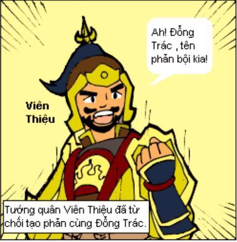 Tam Quốc Diễn Nghĩa truyện tranh hài 1-21
