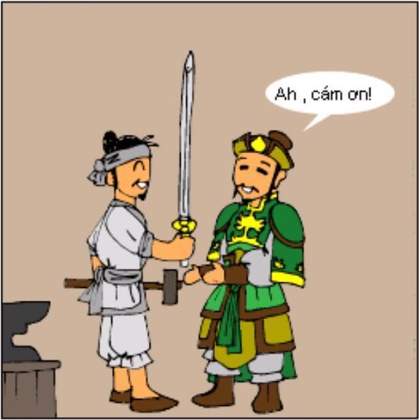 Tam Quốc Diễn Nghĩa truyện tranh hài 1-8