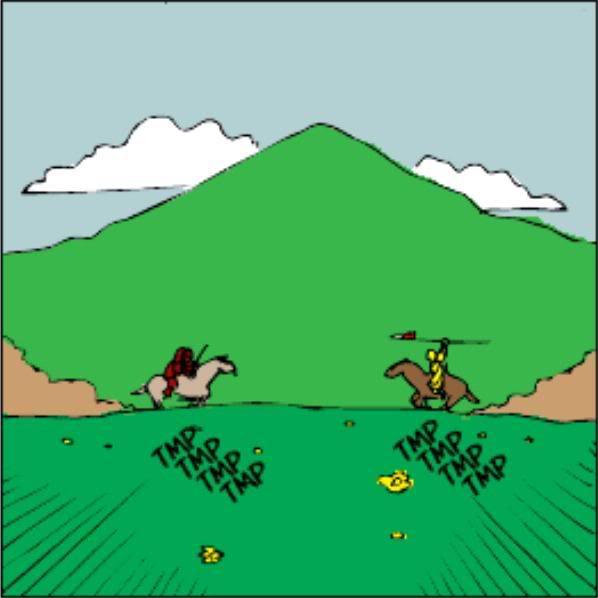 Tam Quốc Diễn Nghĩa truyện tranh hài 2-12