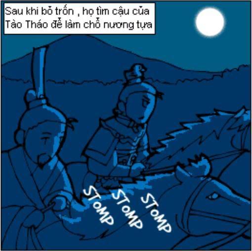 Tam Quốc Diễn Nghĩa truyện tranh hài 2-19