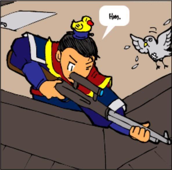 Tam Quốc Diễn Nghĩa truyện tranh hài 3-17