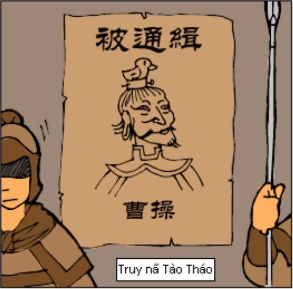 Tam Quốc Diễn Nghĩa truyện tranh hài 3-18
