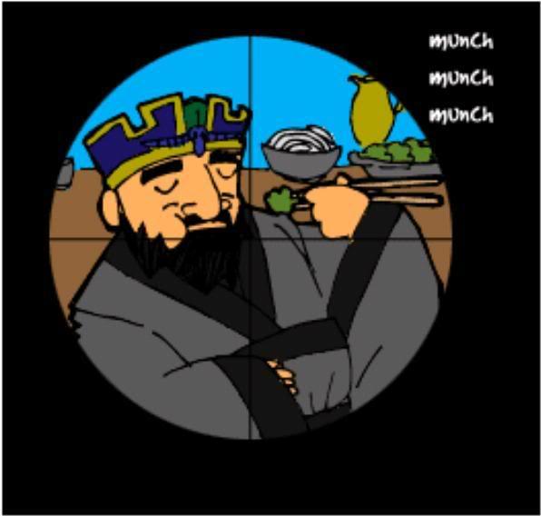 Tam Quốc Diễn Nghĩa truyện tranh hài 4-17