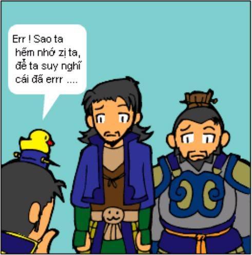 Tam Quốc Diễn Nghĩa truyện tranh hài 4-20