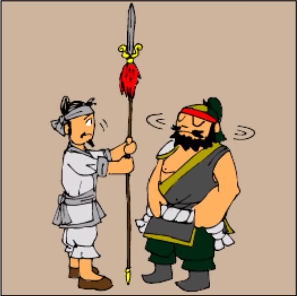 Tam Quốc Diễn Nghĩa truyện tranh hài 4-8