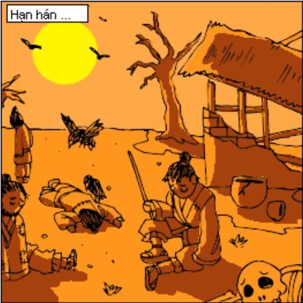 Tam Quốc Diễn Nghĩa truyện tranh hài 4