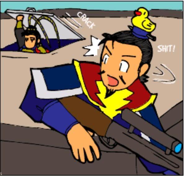 Tam Quốc Diễn Nghĩa truyện tranh hài 5-16