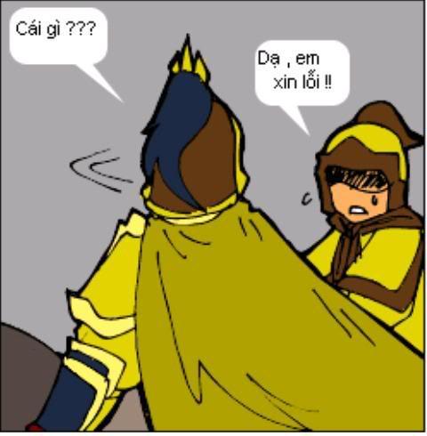 Tam Quốc Diễn Nghĩa truyện tranh hài 5-20