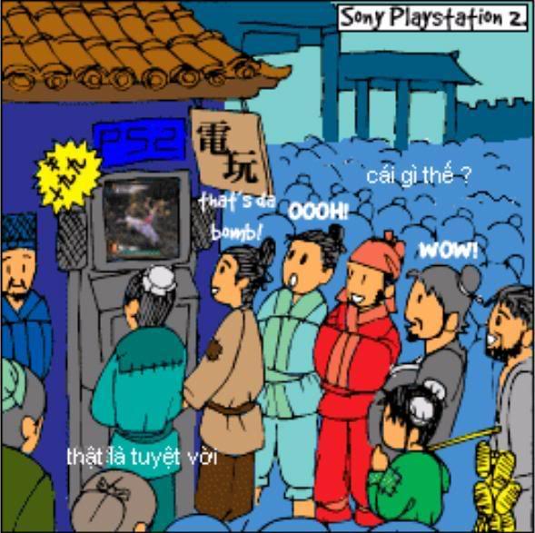 Tam Quốc Diễn Nghĩa truyện tranh hài 5