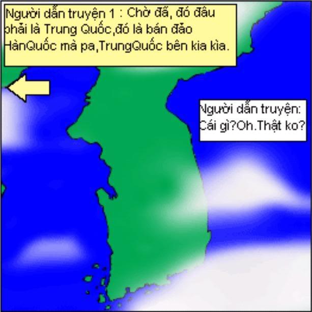 Tam Quốc Diễn Nghĩa truyện tranh hài Tqc3