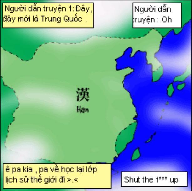 Tam Quốc Diễn Nghĩa truyện tranh hài Tqc4