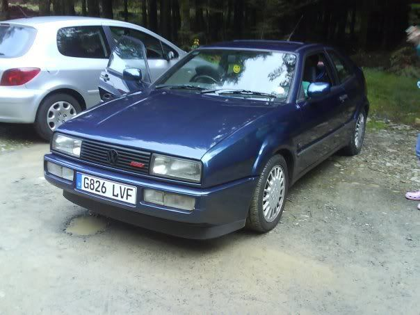 My Dub's Past and present Corrado