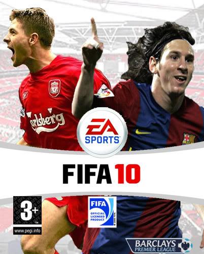 لعبة فيفا 2010 FIFA10 Full Rip بمساحه 1.8 جيجا علي اكثر من سيرفر  permalink  Fifa2010cover