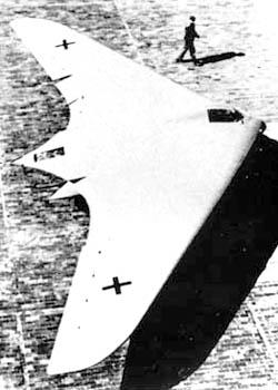 Hitlerove Tajne vojne projekte Go229h