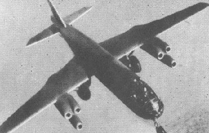 Hitlerove Tajne vojne projekte JU-387