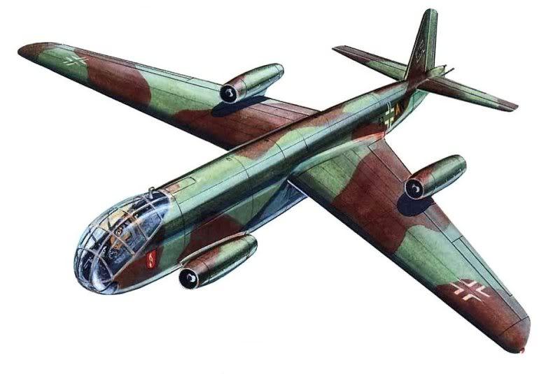 Hitlerove Tajne vojne projekte JU286