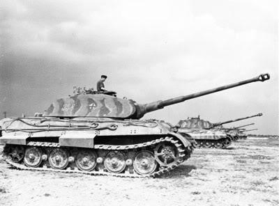 Panzerkampfwagen VI Ausf. B Kingtiger