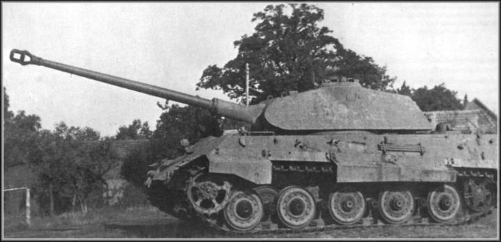 Panzerkampfwagen VI Ausf. B Panzer7jpg