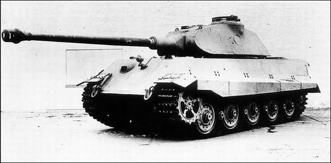 Panzerkampfwagen VI Ausf. B PzKpfwTigerAusf