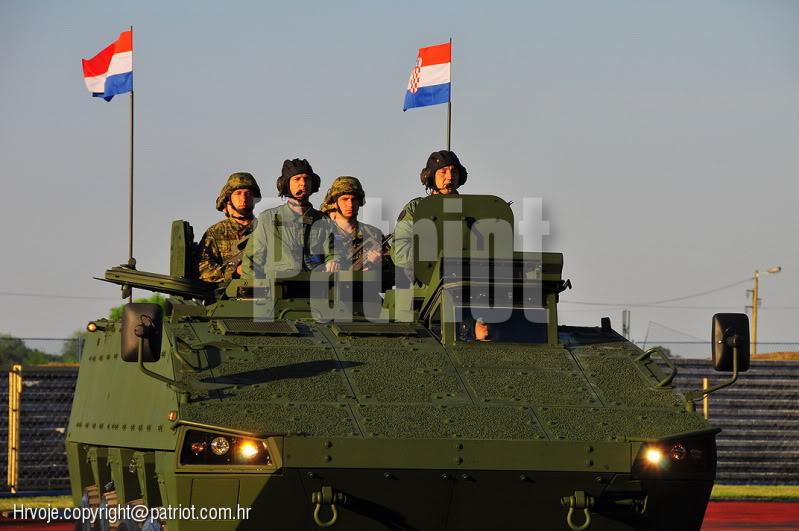 armée Croate SUB07