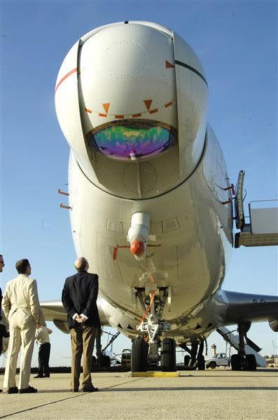 Boeing YAL-1  airborne laser YAL2