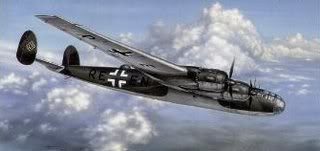 Hitlerove Tajne vojne projekte Me264d