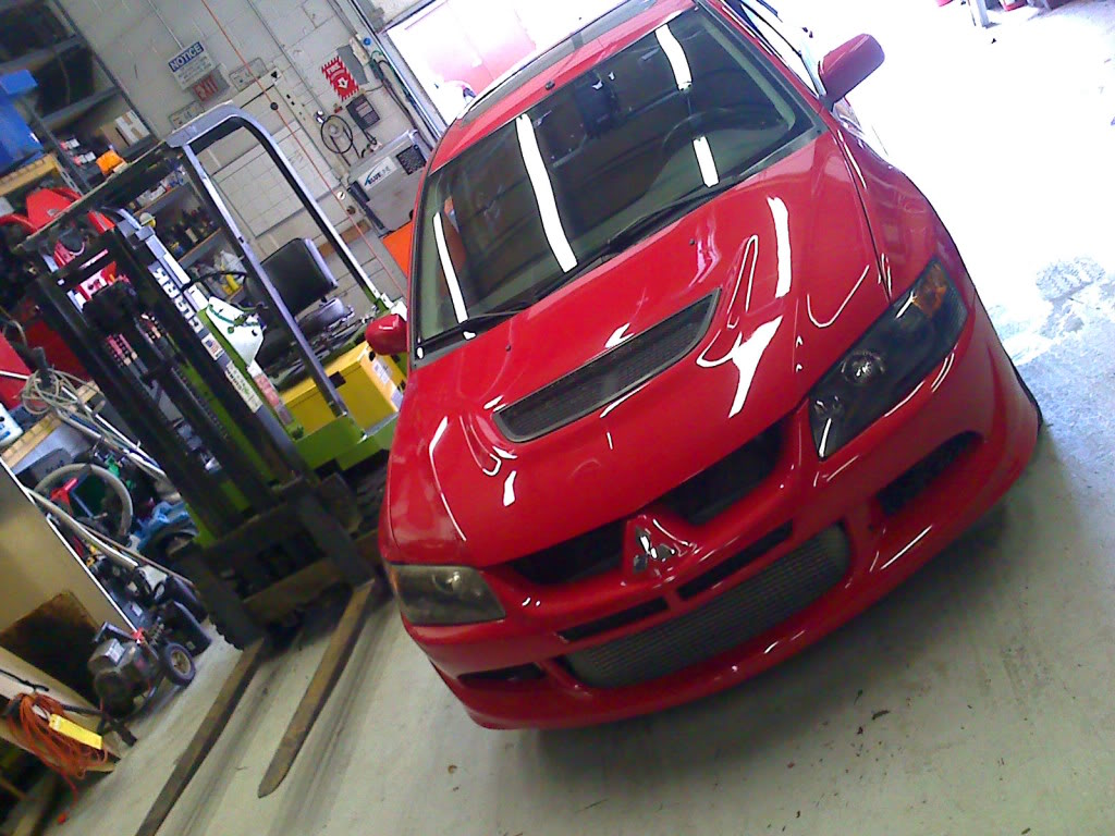 2005 Evo 8 to be continued Moto_0320