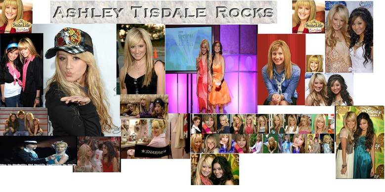 Ashley Tisdale Ashley_tisdale_wallpaper