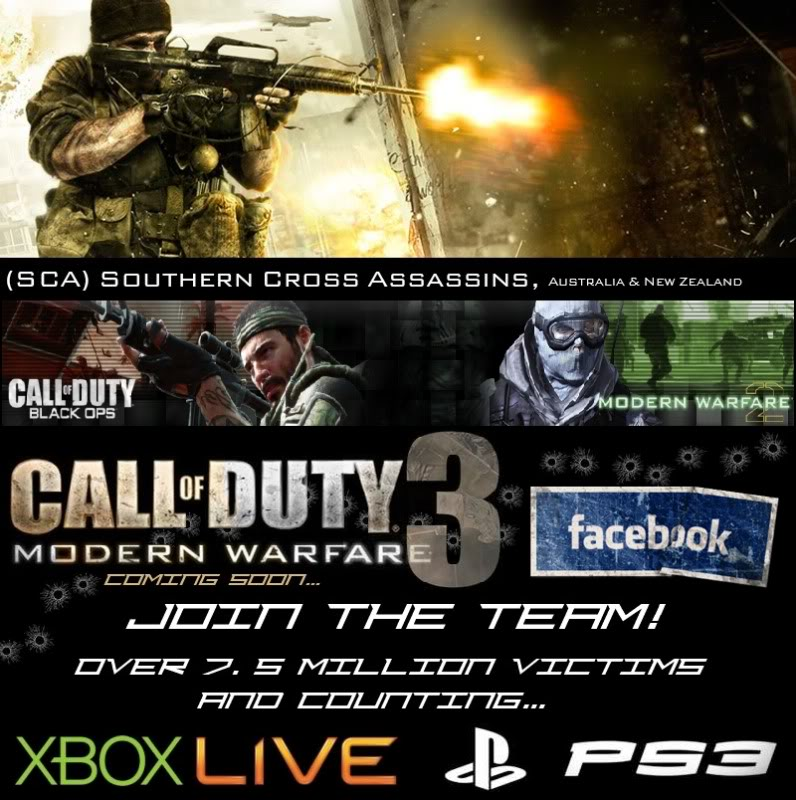 Southern Cross Assassins
