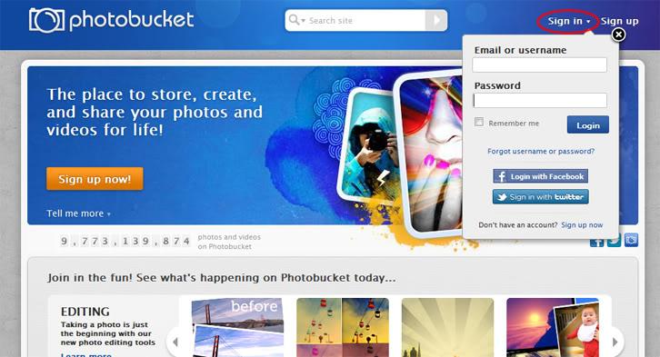 Tutorial Photobucket ~ Como crear los thumbnails Tutopb00