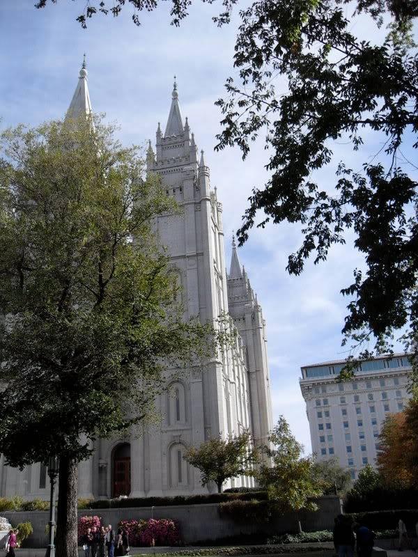 Mormon Temple of Salt Lake City SDC10198