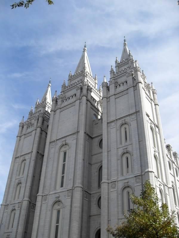 Mormon Temple of Salt Lake City SDC10199