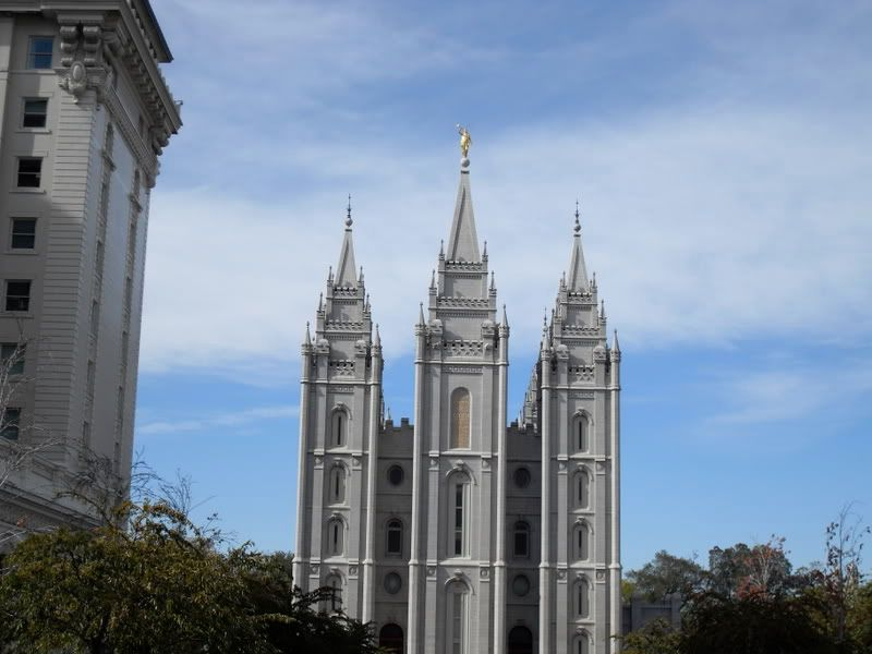 Mormon Temple of Salt Lake City SDC10205