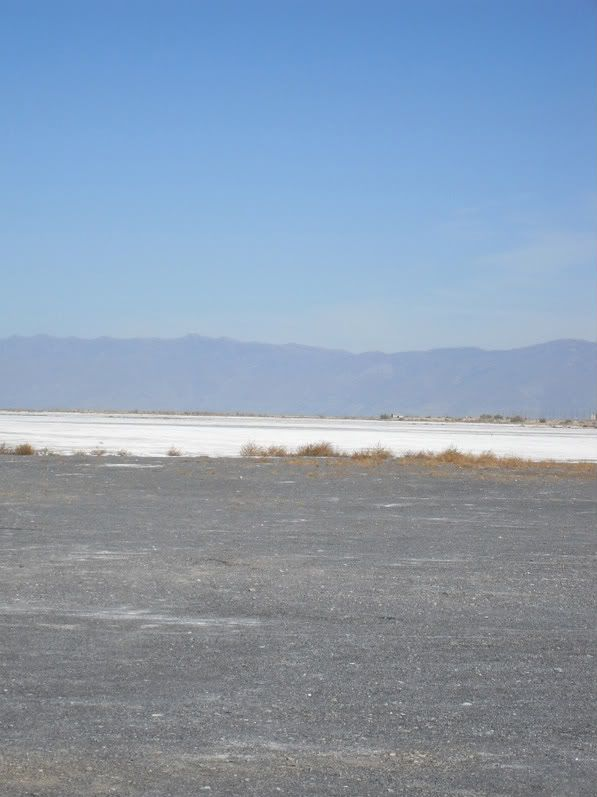 Pictures from the Great Salt Lake itself SDC10220