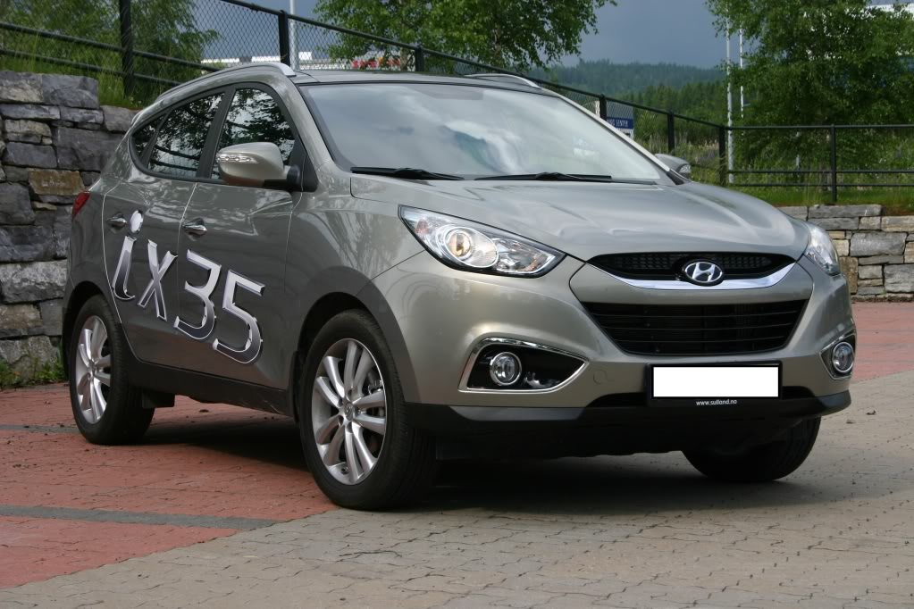 PRØVEKJØRT: Hyundai ix35 Premium IMG_4691