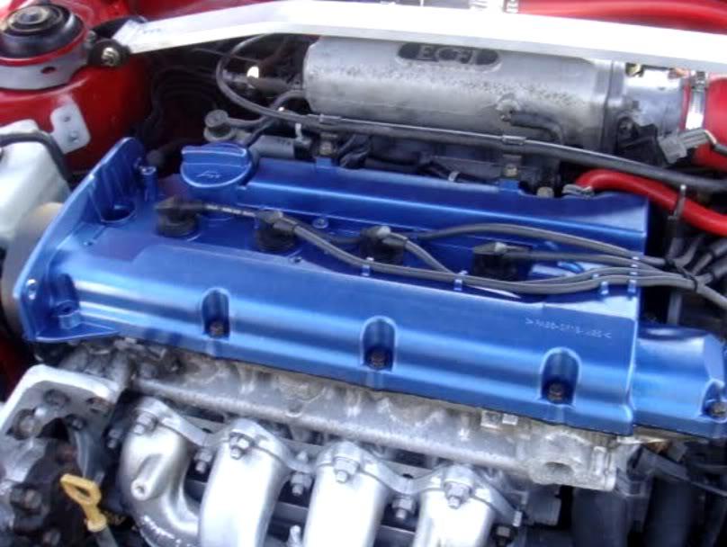 Sonique's Hyundai Tiburon RD 2.0  - Page 2 Motor