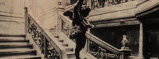 the first class grand staircase