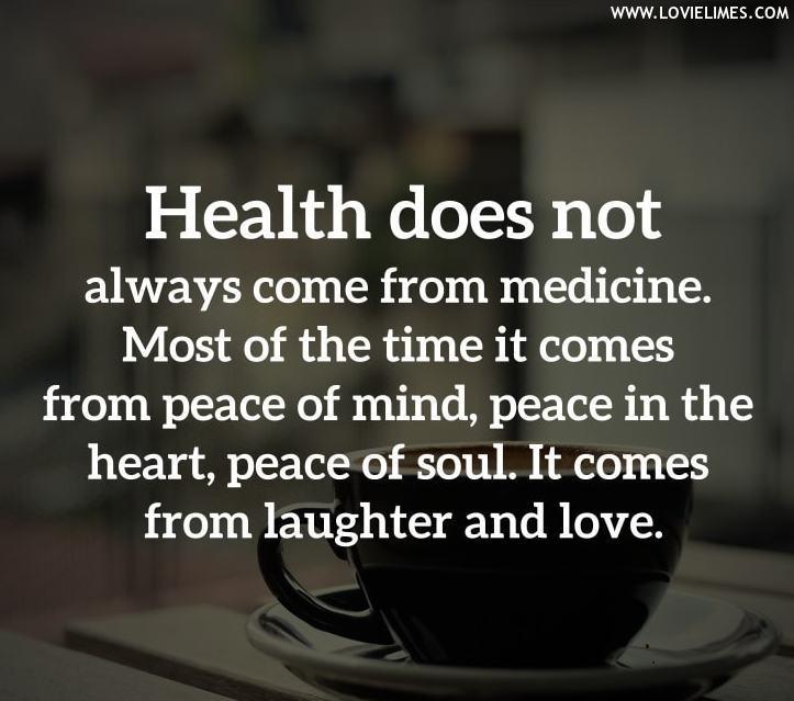 Health Quote Health-qoutes