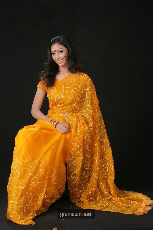 Indian Women in Beautiful Saree India15