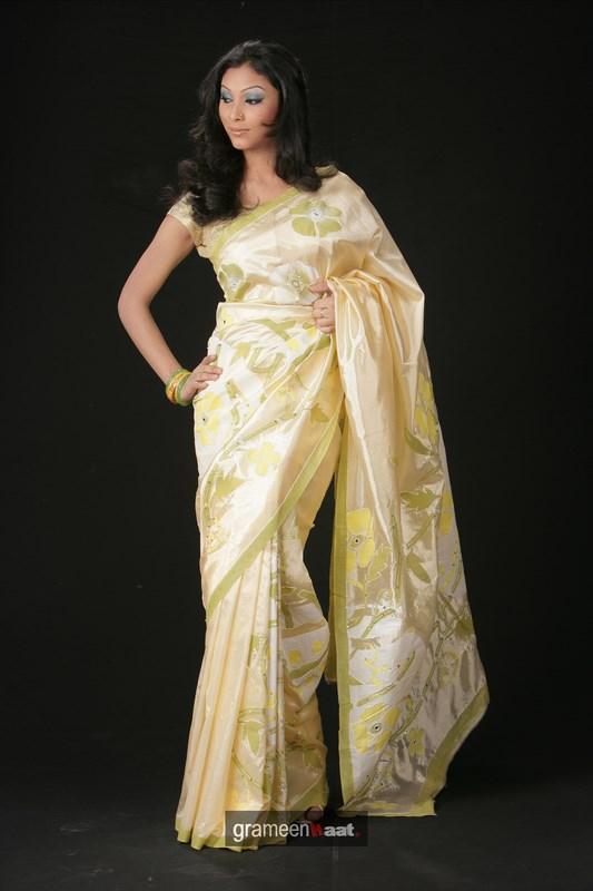 Indian Women in Beautiful Saree India18