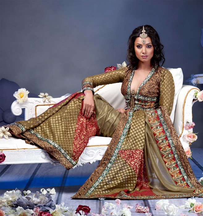 Indian Women in Beautiful Saree India31