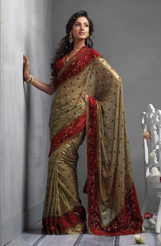 Indian Women in Beautiful Saree India33