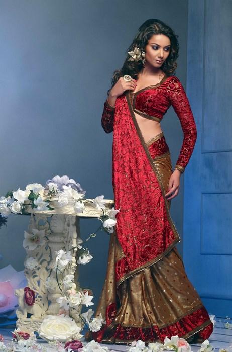 Indian Women in Beautiful Saree - Page 2 India50