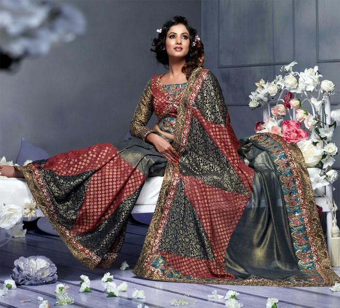Indian Women in Beautiful Saree - Page 2 India51