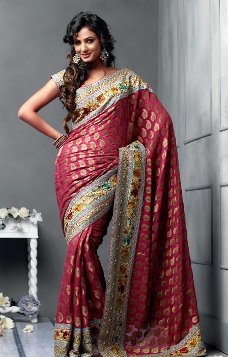 Indian Women in Beautiful Saree - Page 2 India58